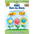 School Zone ABC Dot To Dots Workbook