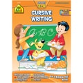 School Zone Cursive Writing Workbook