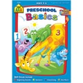 School Zone Preschool Basics Workbook