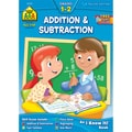 School Zone Addition/Subtraction Workbooks