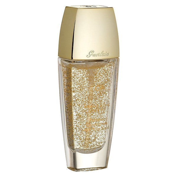 Guerlain L'Or Radiance with Pure Gold Makeup Base