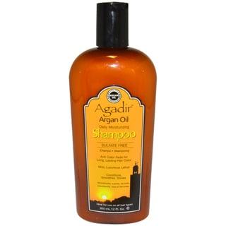 Agadir Argan Oil Daily Moisturizing 12-ounce Shampoo