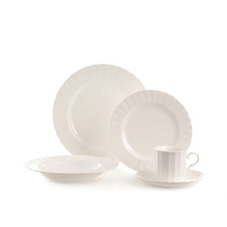 Red Vanilla Yardley 20-piece Dinner Set