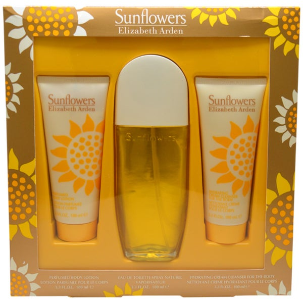 Elizabeth Arden Sunflowers Women's 3-piece Gift Set
