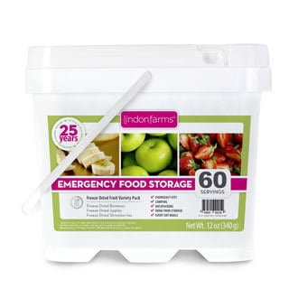 Lindon Farms Emergency Food Storage Kit