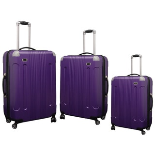 NY Cargo Park Avenue 3-piece Hardside Spinner Luggage Set