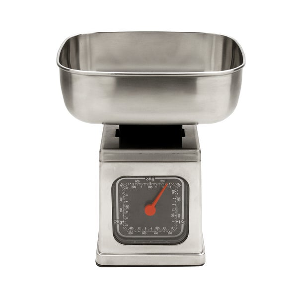 Miu Analog 6.6-pound Kitchen Scale