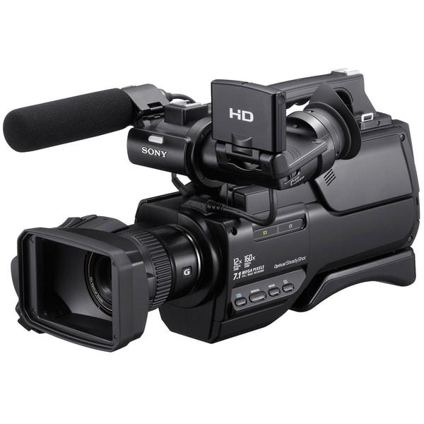 "Sony Handycam HVR-HD1000U Digital Camcorder - 2.7"" LCD - CMOS"