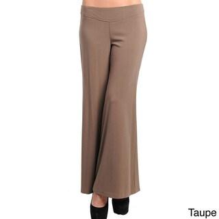 Stanzino Women's Bell Bottom Pants