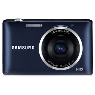 Samsung ST72 16MP Black Digital Camera
