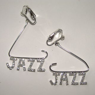 Jazz Crystal Earrings