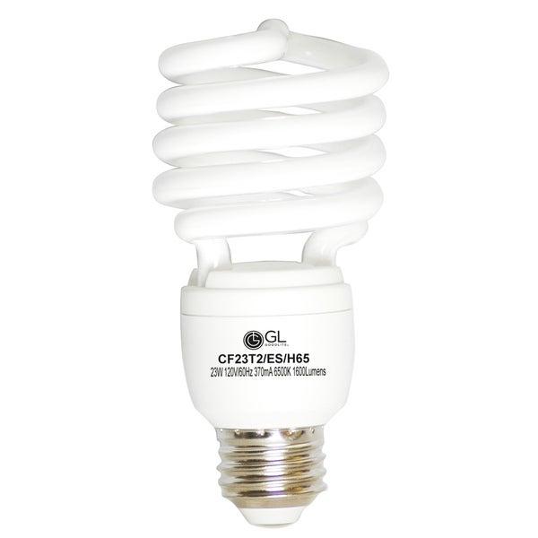 Goodlite G-10849 23-watt CFL 100-watt Warm White Spiral Light Bulb (Pack of 25) 10879504