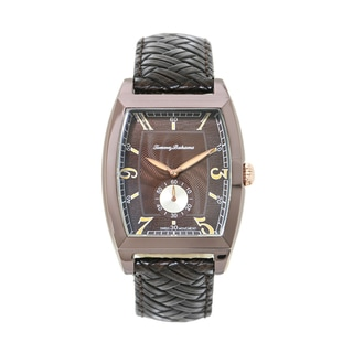 Tommy Bahama Men's Brown Textured Dial Watch