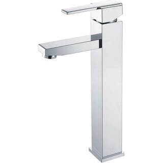 Ruvati Polished Chrome Voda Vessel Sink Faucet