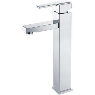 Ruvati Polished Chrome Voda Vessel Sink Faucet