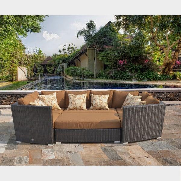 Corvus Batavia 6 piece Outdoor Furniture Set Overstock
