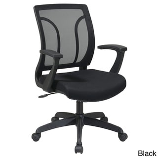 Screen Back Office Chair
