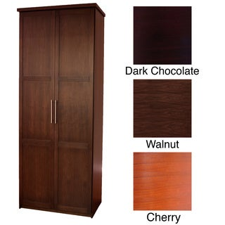 'Eifel' 40-inch wide Double-door Wardrobe