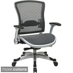 Professional Mesh Office Chair with Flip Arms