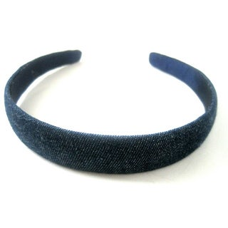 Crawford Corner Shop 3/4-inch Denim Headband