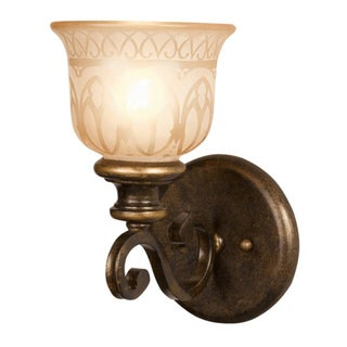 Bronze Umber Norwalk One-light Wall Sconce