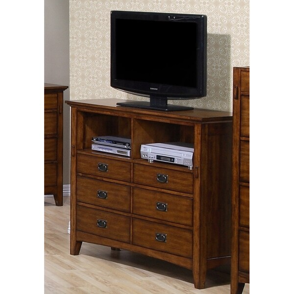 Tremont 6-drawer Media Chest