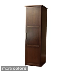 Quagga 'Eifel' Single-door Wardrobe Unit