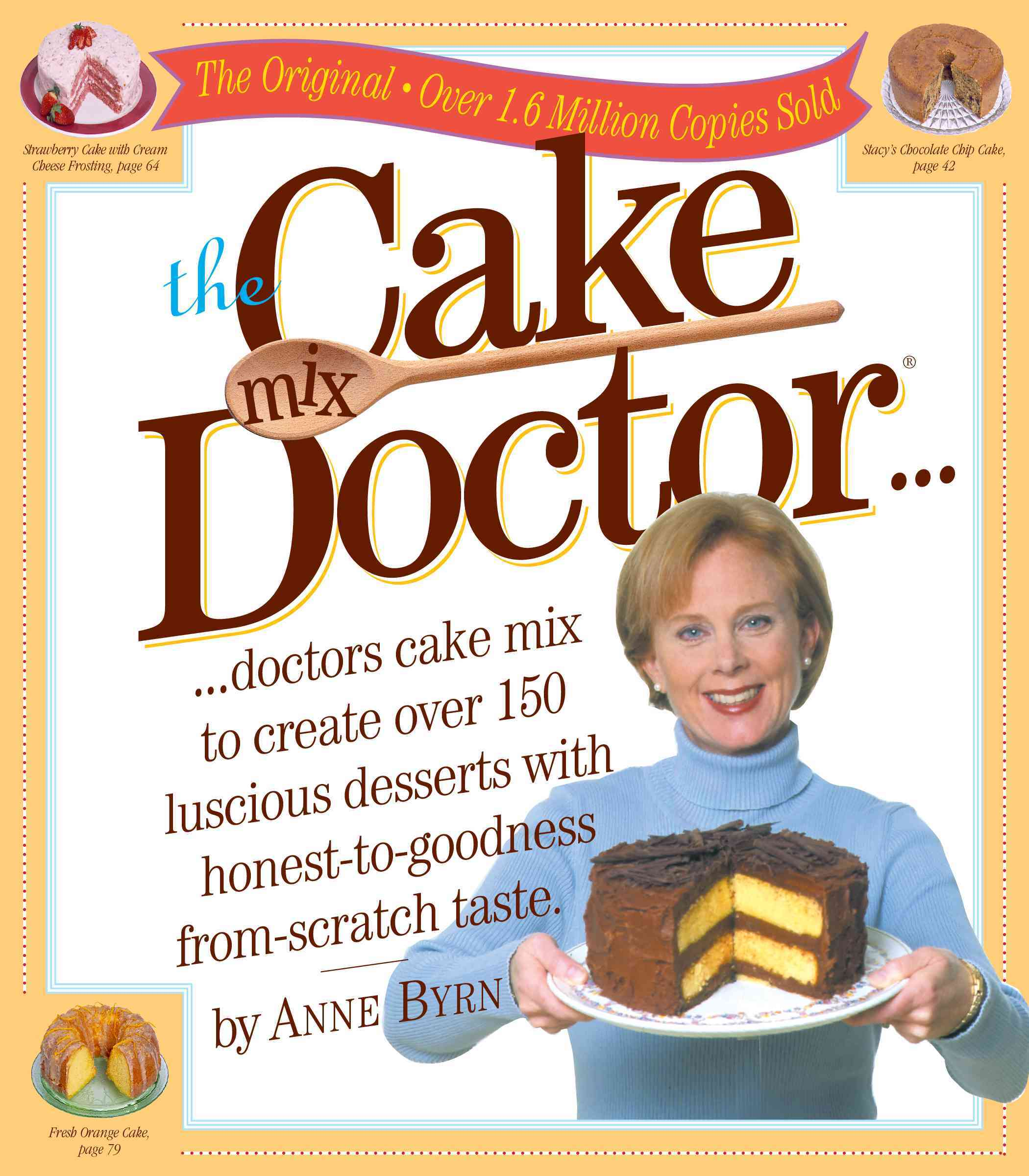 The Cake Mix Doctor (Paperback)