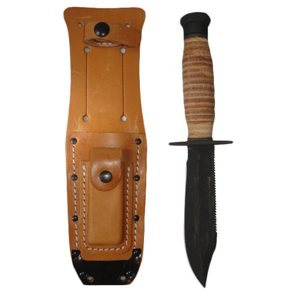 Ontario Knife Co 499 Air Force Survival Knife 6150