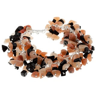 Karla Patin Multi-Gem Bracelet