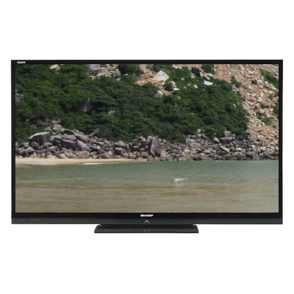 "Sharp AQUOS L-C60LE633U 60"" 1080p 240Hz WiFi LED TV (Refurbished)"