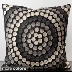 August Geometric Medallion Decorative Pillow