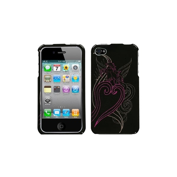 INSTEN Unicorn Phone Case Cover for Apple iPhone 4/ 4S