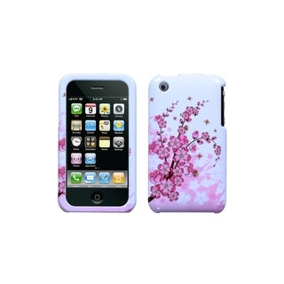 MYBAT Spring Flowers Phone Case Cover for Apple iPhone 3G/ 3GS