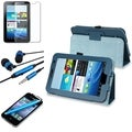 BasAcc Case/ Screen Protector/ Headset for Samsung Galaxy Tab 2 7.0