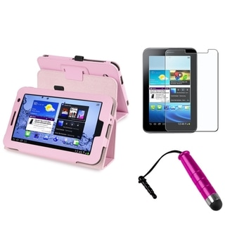 BasAcc Case/ Screen Protector/ Stylus for Samsung� Galaxy Tab 2 7.0