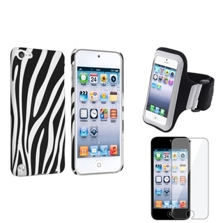 INSTEN Armband/ iPod Case Cover/ Protector for Apple iPod Touch Generation 5/ 5S