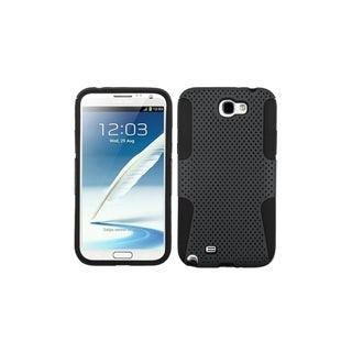 ASMYNA Grey/ Black Astronoot Case for Samsung Galaxy Note II T889