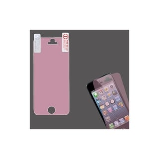 MYBAT Pink Screen Protector for Apple iPhone 5