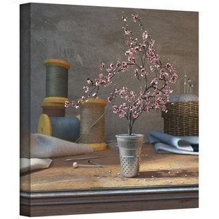 Cynthia Decker 'Sew Tiny' Gallery Wrapped Canvas