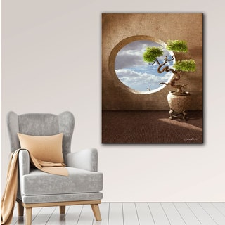 Art Wall Cynthia Decker 'Haiku' Gallery Wrapped Canvas