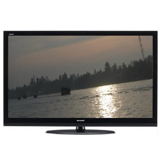 "Sharp AQUOS LC-60E69U 60"" 1080p LCD TV (Refurbished)"