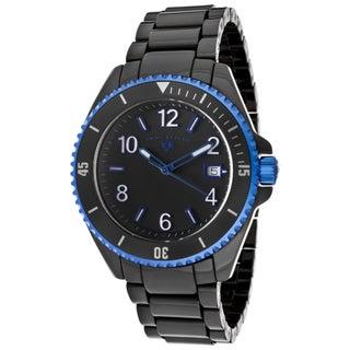 Swiss Legend Men's 'Luminar' Black High-Tech Ceramic Watch