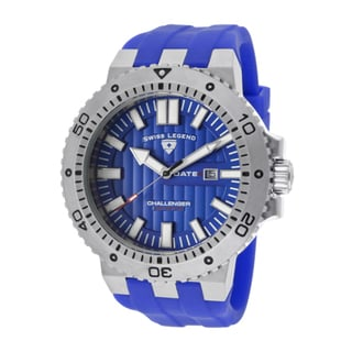 Swiss Legend Men's SL-10126-03 Challenger Blue Watch