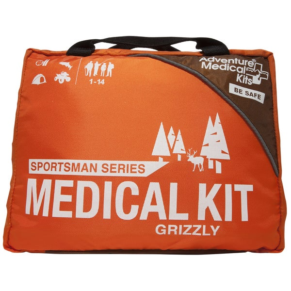 Adventure Medical Kits Sportsman Series Grizzly First Aid Kit 10882857
