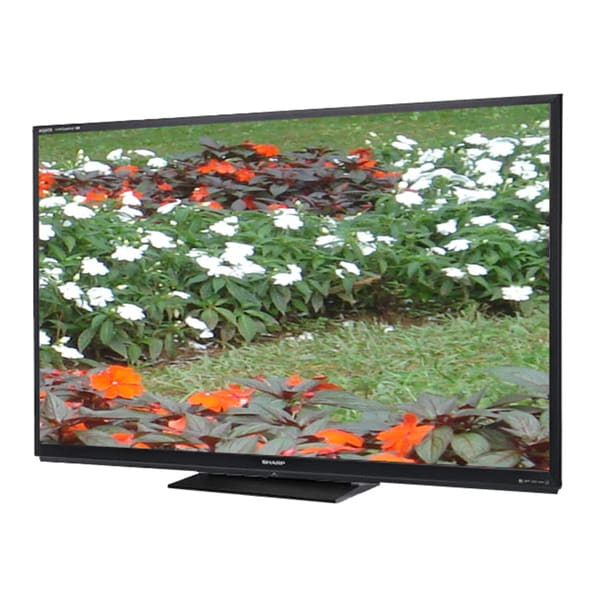 "Sharp AQUOS Quattron LC-70C8470U 70"" 1080p 240Hz 3D WiFi LED TV (Refurbished)"