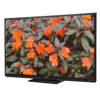 "Sharp AQUOS LC-60LE600U 60"" Refurbished 1080p LED-LCD TV - 16:9 - HDTV 1080p - 12"