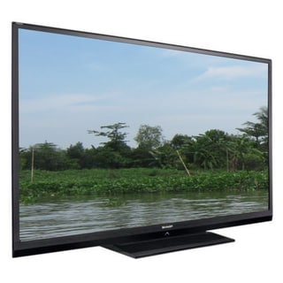 "Sharp AQUOS LC-70LE600U 70"" 1080p 120Hz LED TV (Refurbished)"