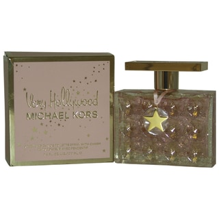 Michael Kors Very Hollywood Women's 3.4-ounce Sparkling Eau de Toilette Spray