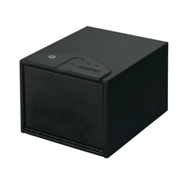 Stack On Quick Access Biometric Safe